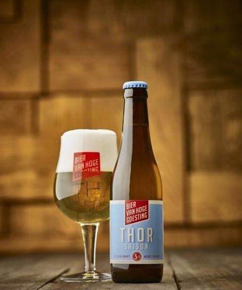 Thor Saison - Belgian Craft Beer Experience