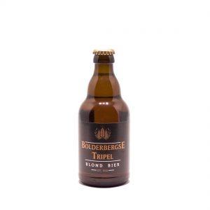 Bolderbergse Tripel - Brouwerij Pirlot