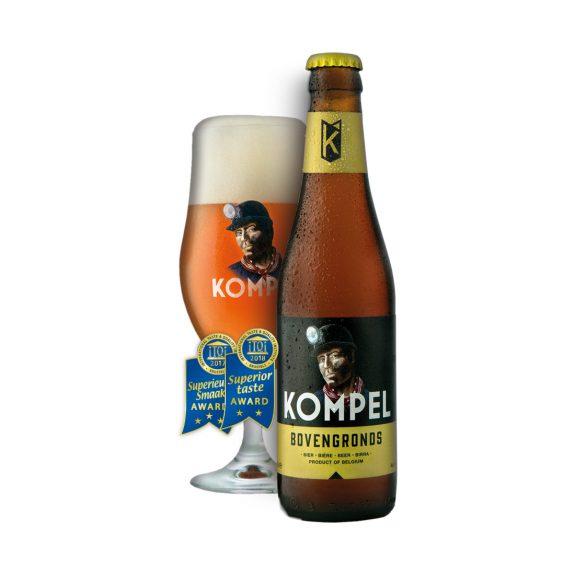 Kompel Bovengronds - Brouwerij Kompel