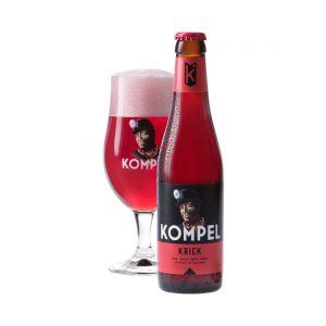 Kompel Kriek - Brouwerij Kompel