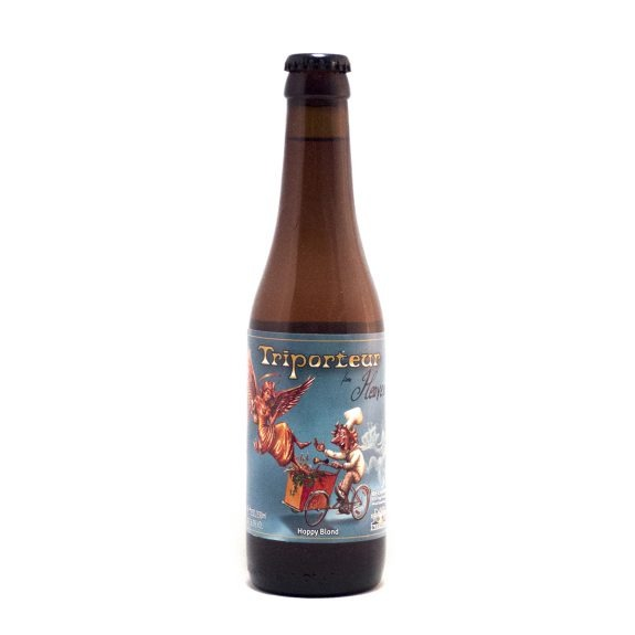Triporteur From Heaven - BOMBrewery