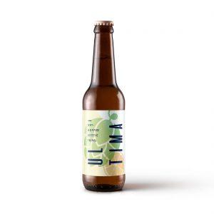 Ultima Dry Hopped Exotic Tripel - Bierfirma Ultima