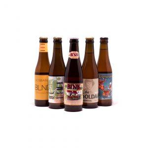 Limburgs Bierpakket 6 flesjes