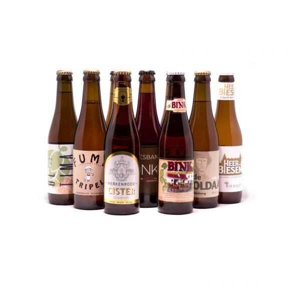 Limburgs Bierpakket 9 flesjes