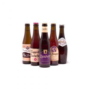 Trappistenpakket 6 flesjes