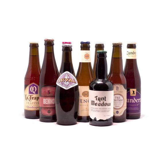 Trappistenpakket 9 flesjes
