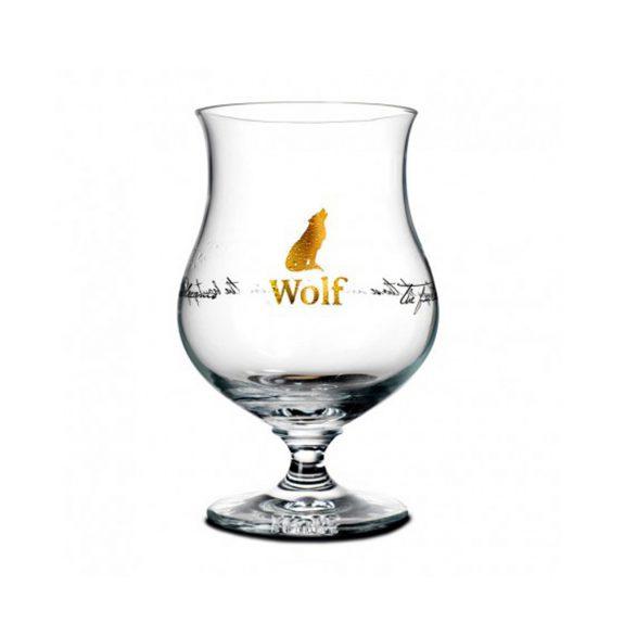 Wolf glas