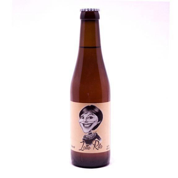 Zatte Rita Blond - Brouwerij Van Den Bosche