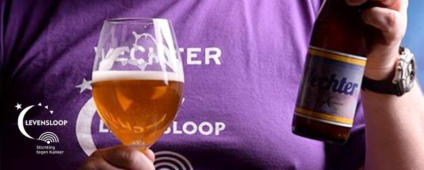 Vechter bier voor Stichting Tegen Kanker
