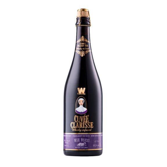 Cuvée Clarisse Whisky Infused Wild Weasel - Brouwerij Wilderen