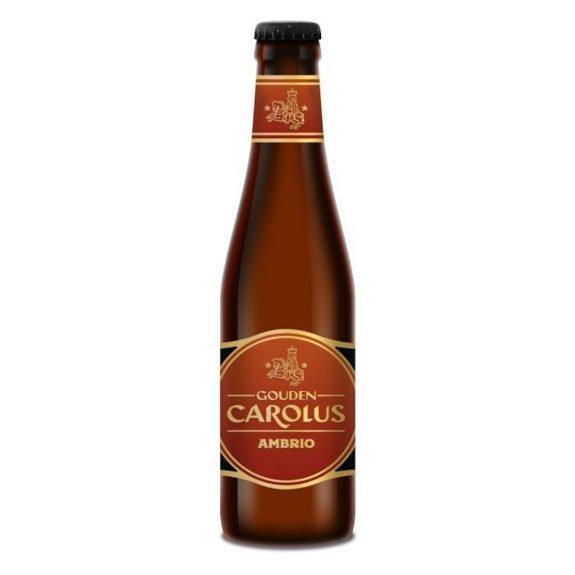 Gouden Carolus Ambrio - Het Anker