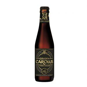 Gouden Carolus Cuvee van de Keizer Whisky Infused
