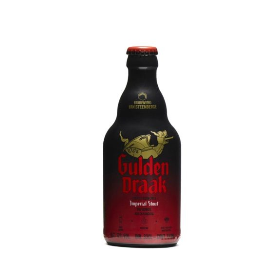 Gulden Draak Imperial Stout - Brouwerij Van Steenberge