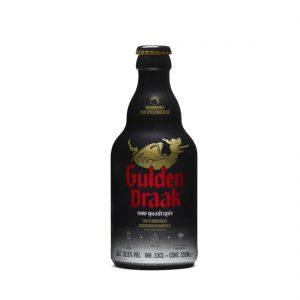 Gulden Draak Quadrupel - Brouwerij Van Steenberge