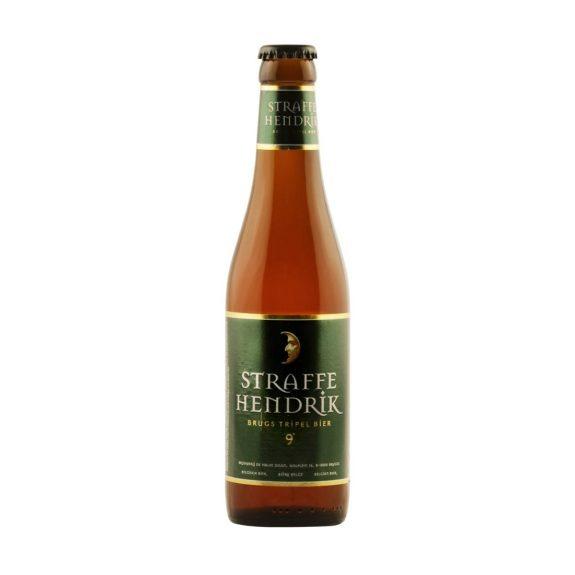 Straffe Hendrik Tripel - Brouwerij De Halve Maan