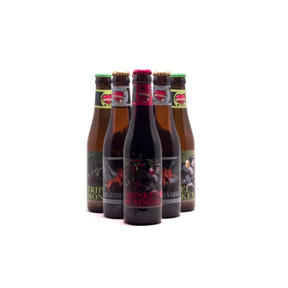 Wolf Dierenpakket 6 flesjes