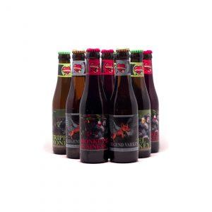 Wolf Dierenpakket 9 flesjes