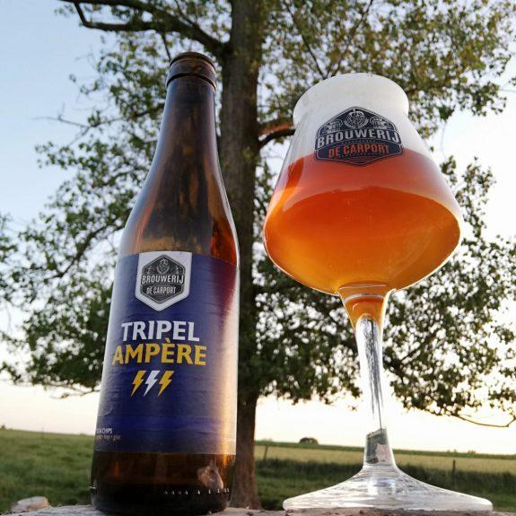 Tripel Ampere - Brouwerij De Carport