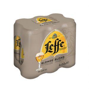 Leffe Blond 6x50cl
