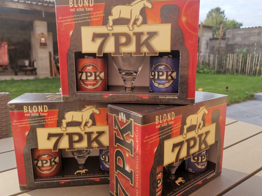 Bierpakketten 7PK en 9PK