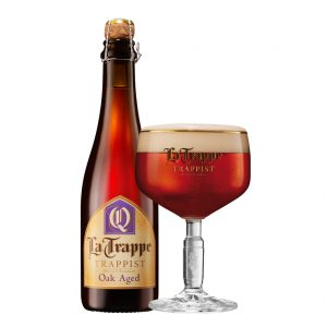 La Trappe Quadrupel Oak Aged batch 35