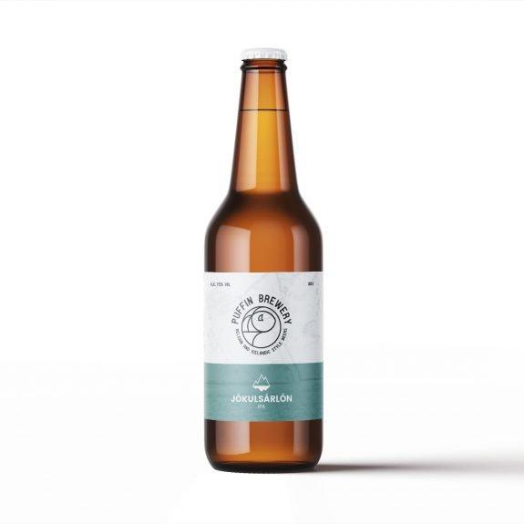Jökulsárlón - Puffin Brewery