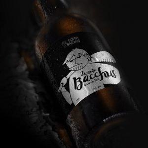 Zwarte Bacchus - BRAUW