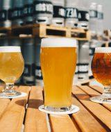 Lente bieren