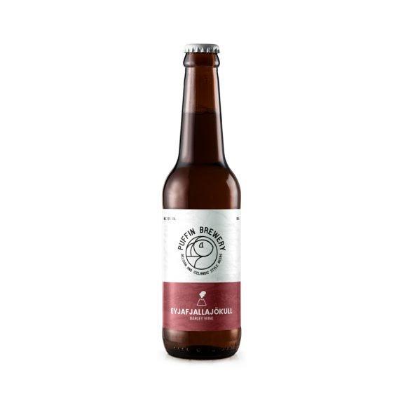 Eyjafjallajökull - Puffin Brewery