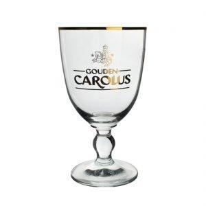 Gouden Carolus glas