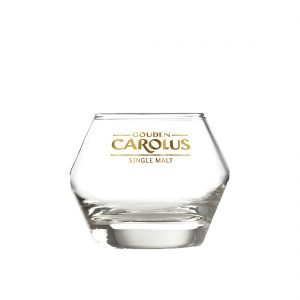 Gouden Carolus Single Malt glas