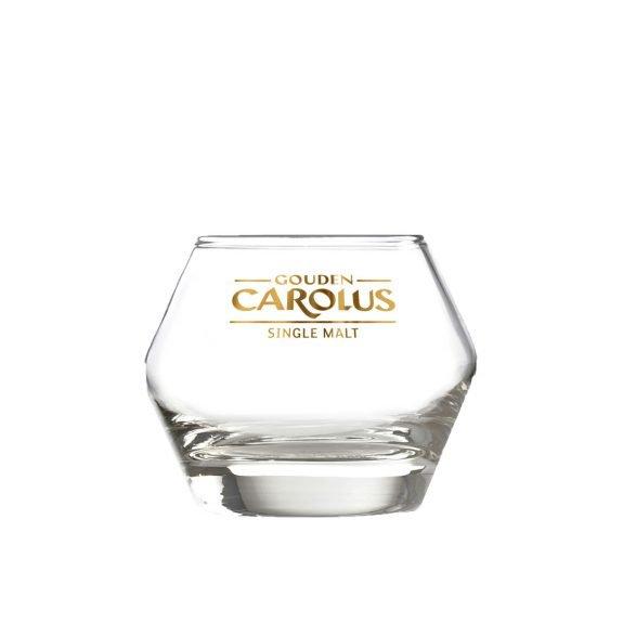 Gouden Carolus Single Malt glas