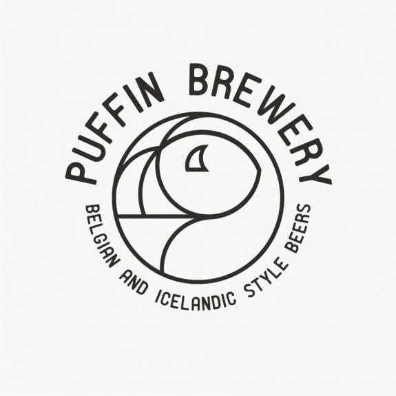 Puffin Brewery logo