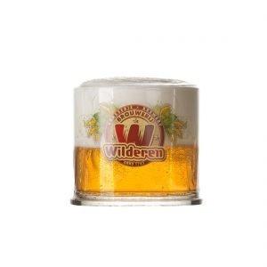 Wilderen Goud glas