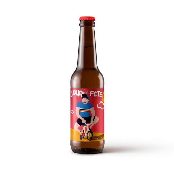 Jour De Fête - Vleesmeester Brewery