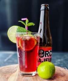 Virgin mojito kriek Force Majeure Kriek