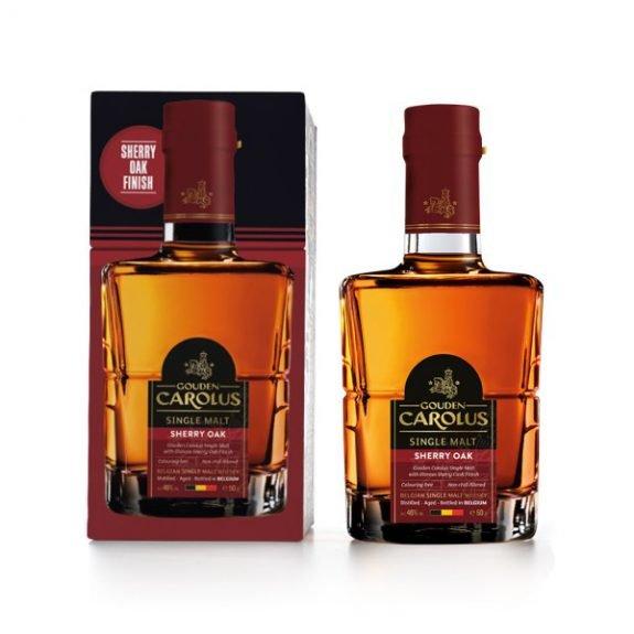 Gouden Carolus Sherry Oak Single Malt