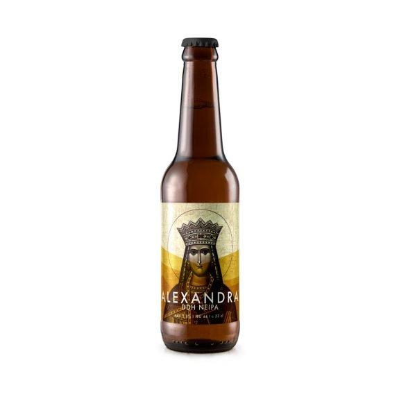 Alexandra DDH NEIPA - Brouwerij de HopHemel