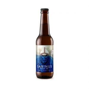 Sabinus Black IPA - Brouwerij de HopHemel