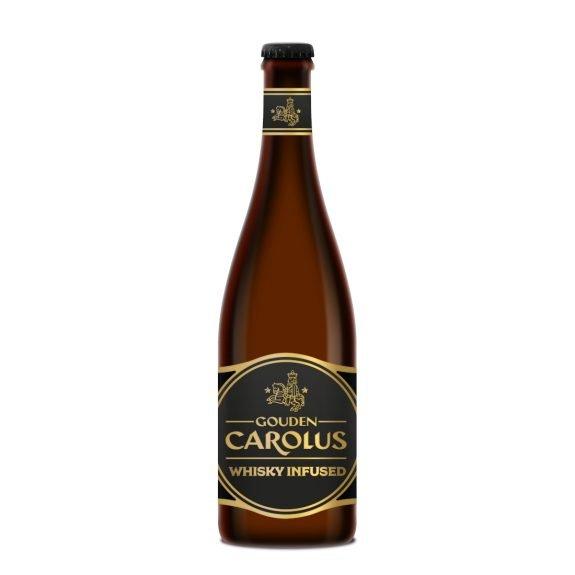 Gouden Carolus Whisky Infused 75cl - Het Anker