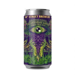 Psychedelic Lines - 18th Street Brewery