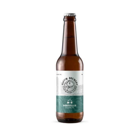 Þingvellir - Puffin Brewery